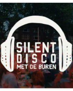 Silent Disco op Raam